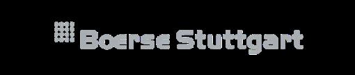 Logo of the valantic Financial Services Automation client Börse Stuttgart