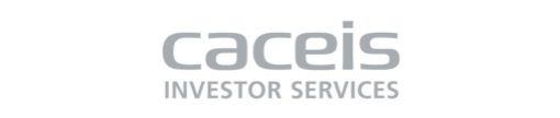Logo of the valantic Financial Services Automation client Caceis Investor Services