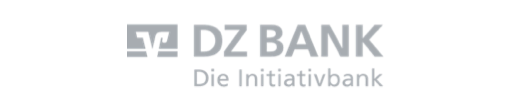 Logo of the valantic Financial Services Automation client DZ Bank Die Initiativebank