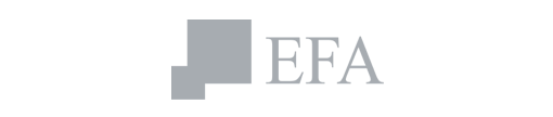 Logo of the valantic Financial Services Automation client EFA