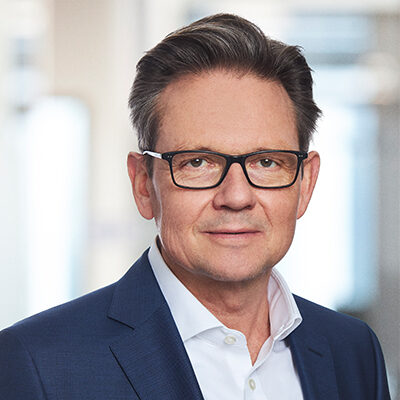 Picture of Andreas Wagner-Manslau, partner at valantic