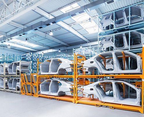 Anlaufabsicherung_internationale_Ersatzteilläger_valantic_Automobilindustrie
