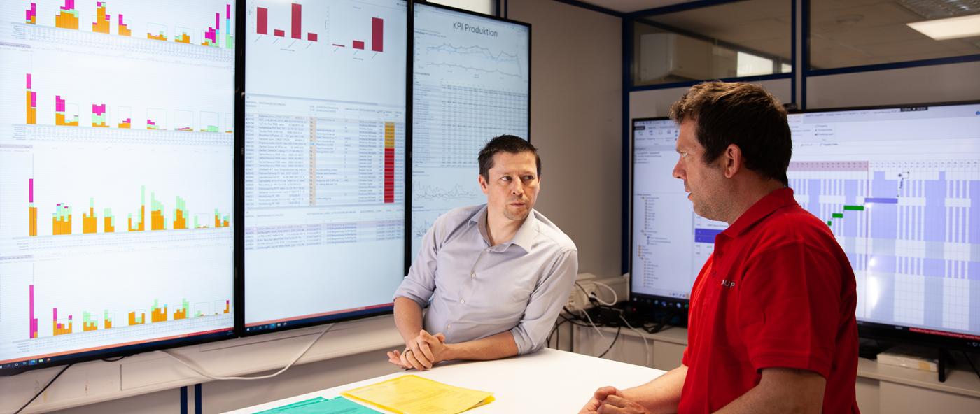 BBC Cellpack Technology Projektbesprechnung fuer effiziente Planung mit wayRTS