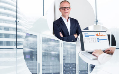 Bild von Kai Kronauer, Director SAP Engagement bei valantic, SAP Diamant-Initiative