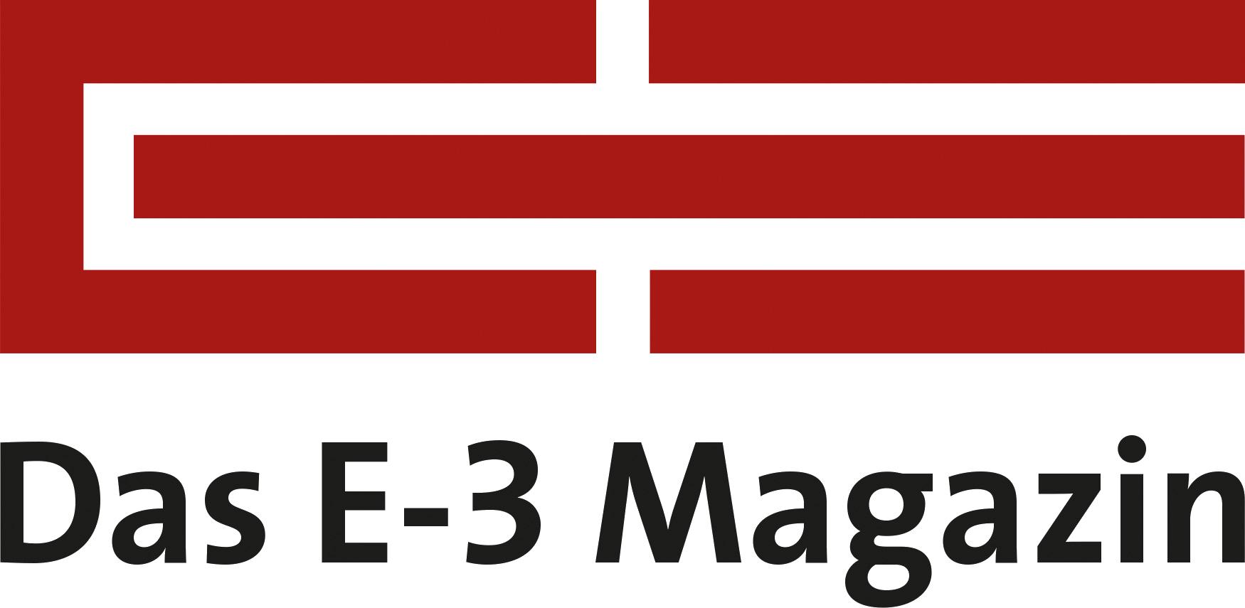 Logo E-3 Magazin
