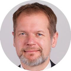 Bild von Joachim Hackmann, Principal Consultant bei teknowlogy PAC