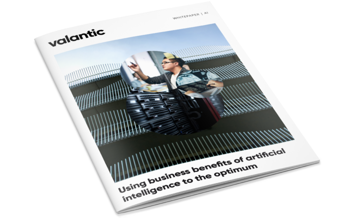 Whitepaper: Using business benefits of artificial intelligence to the optimum