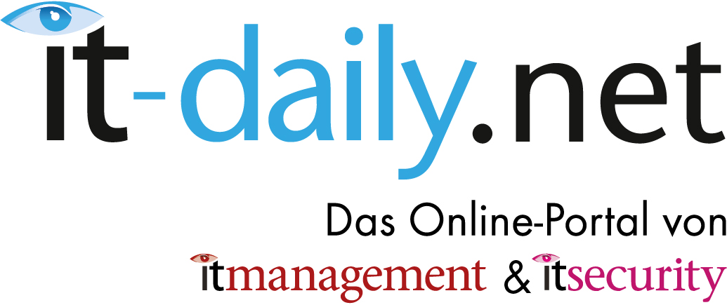 Logo it-daily.net, das Online-Portal von it management & its ecurity