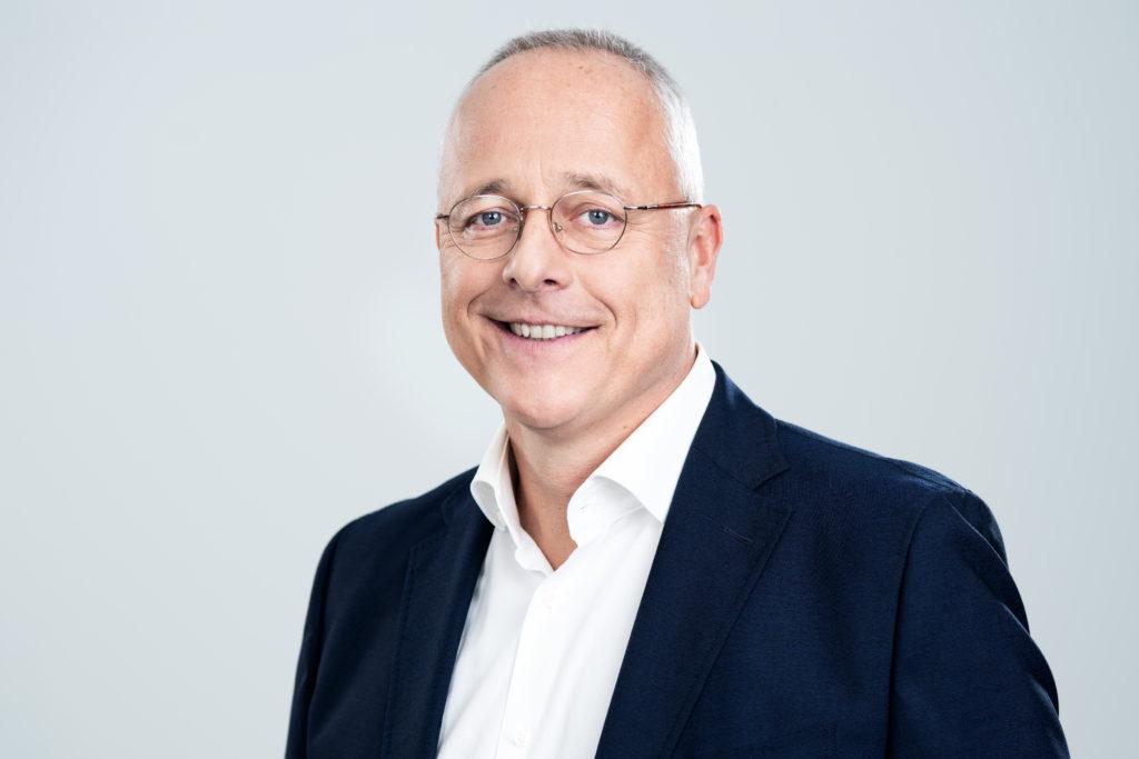 Portrait von  Matthias_Uhrig-Geschäftsführer_Intargia