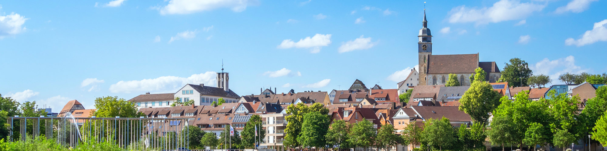 Böblingen, location of the valantic Supply Chain Excellence Office