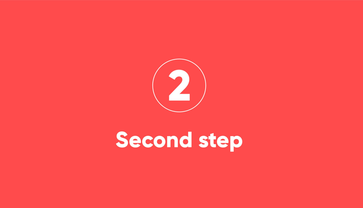 Step-2 Process steps of a migration project with Motio solutions