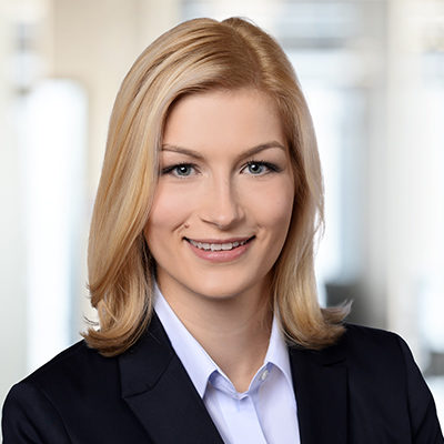 Bild von Antje Fließ, Management Consultant valantic Supply Chain Excellence