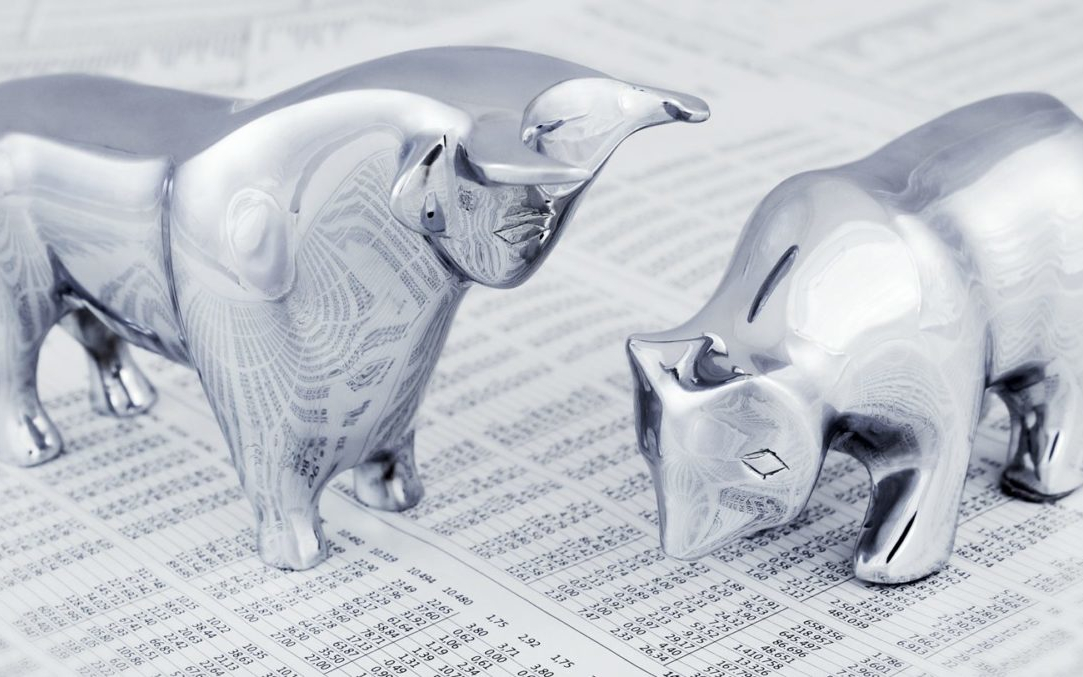 Image of two silver animal figures, icubic becomes valantic Trading Solutions