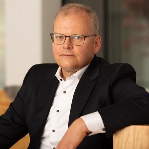 Bild von Bernd Trautwein, Geschäftsführer von verovis – a valantic company