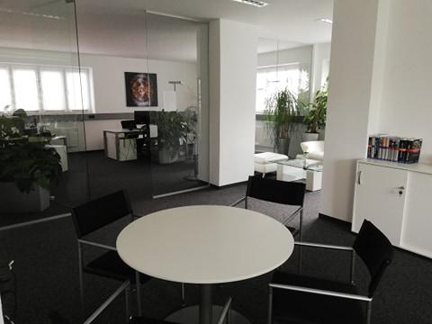 Bild eines Büros, Niederlassung valantic people in Coburg