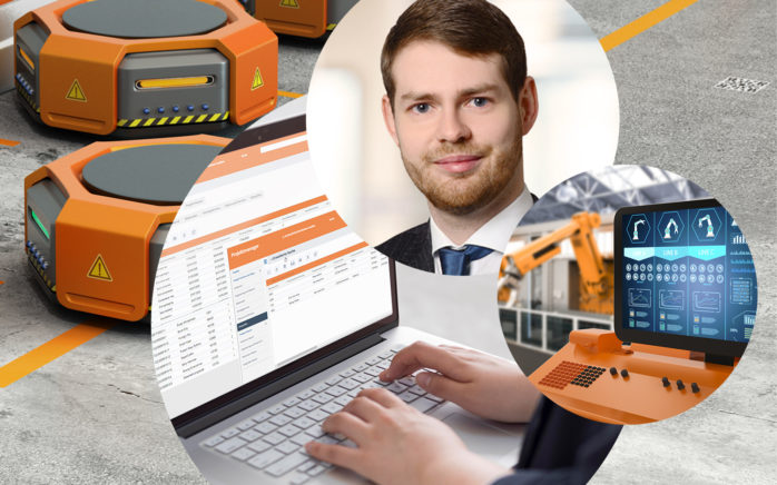 Image of Daniel Wenzl, Consultant at valantic Supply Chain Excellence, Automated Production Planning