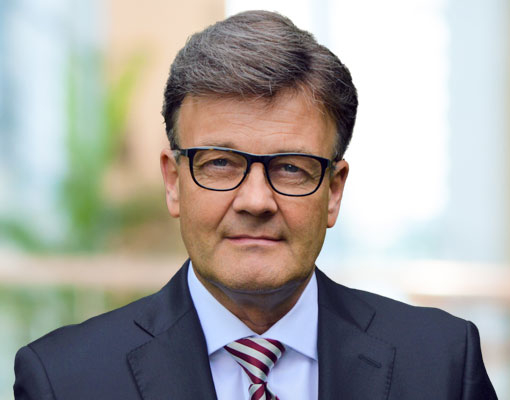 Portrait of Dietmar Jakal, Member of the Board at valantic Trading Solutions
