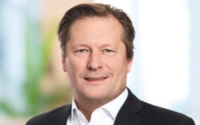 Porträt von Dr. Falk von Falkenhausen, Geschäftsführer bei valantic Supply Chain Excellence