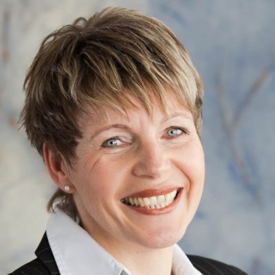 Image of Elke Loreck, Head of Personnel Services at valantic Supply Chain Excellence in Böblingen
