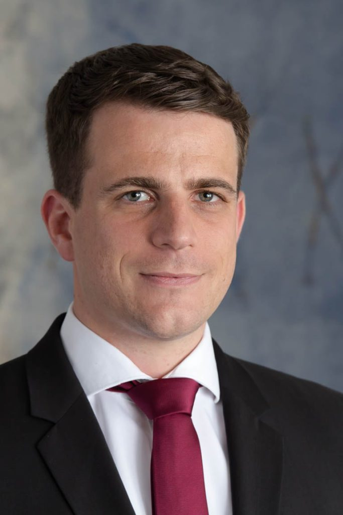 Portrait von  Fabian Stocker, Vice President Sales & Operations Planning, valantic Supply Chain Excellence AG