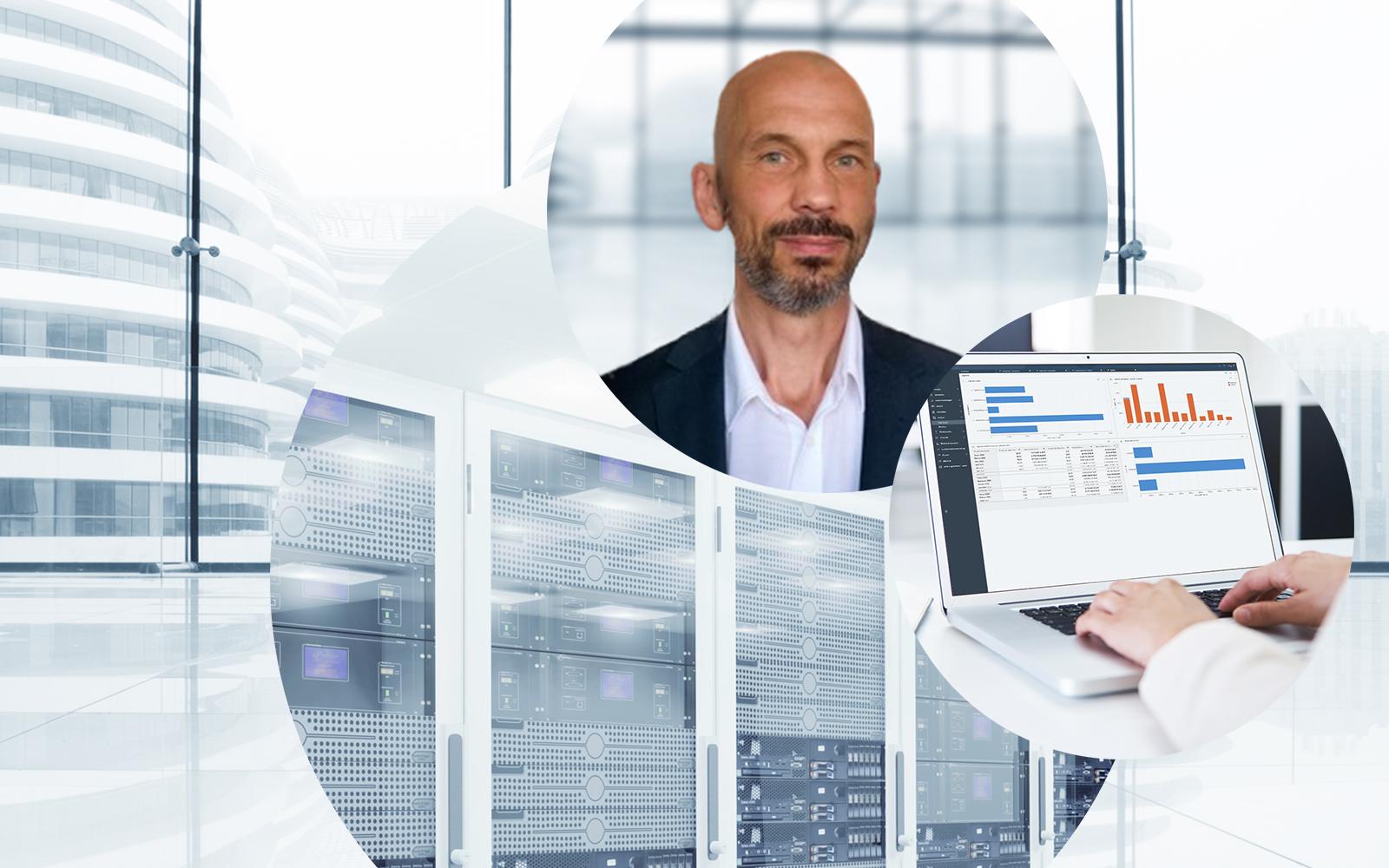 Bild von Glenn González, Chief Technology Officer (CTO) SAP Germany, Referent beim Customer Focus Day SAP von valantic