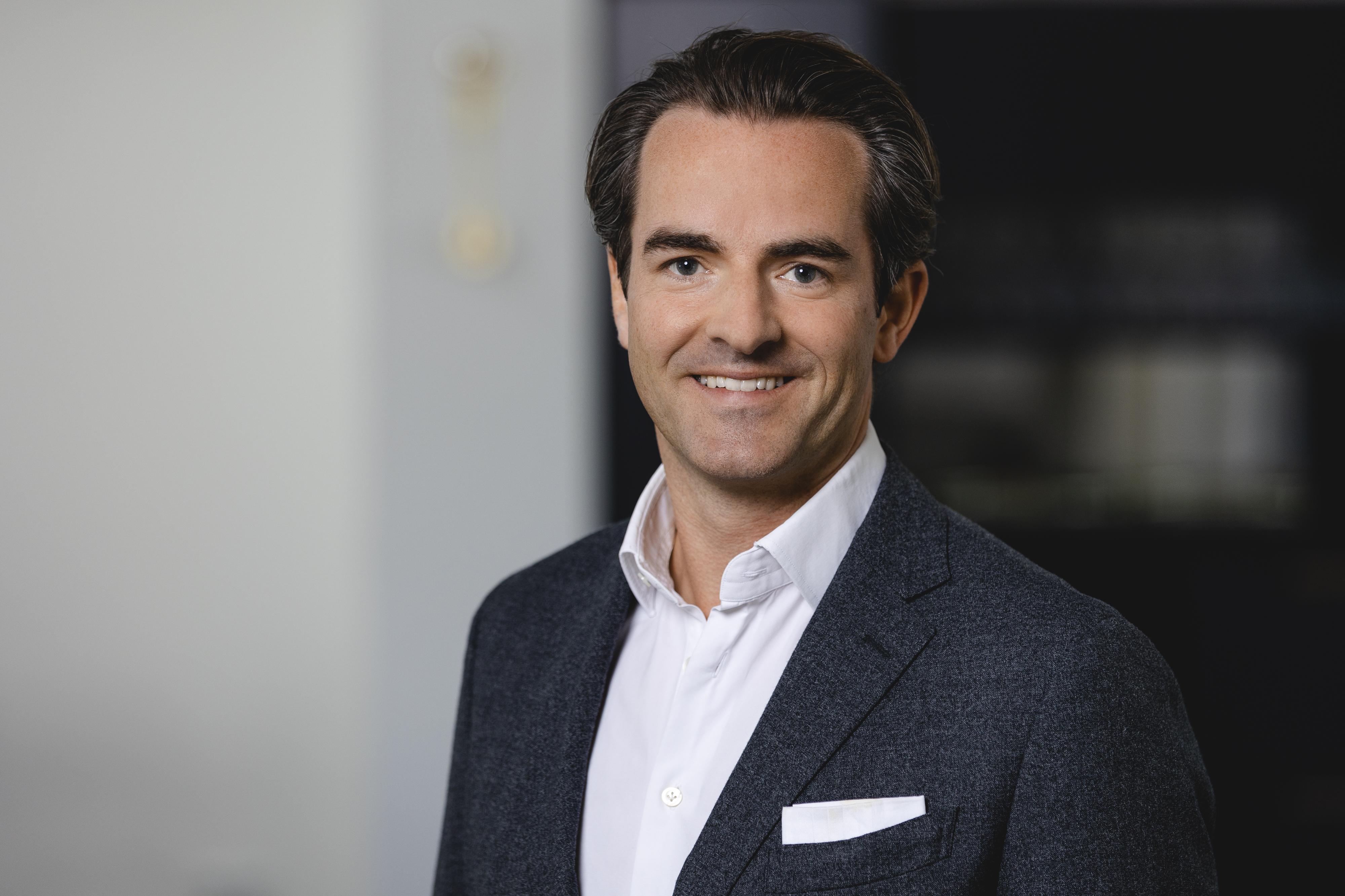 Porträt von Guido Prehn, Managing Partner bei der DPE Deutsch Private Equity und Mitglied des valantic Beirats