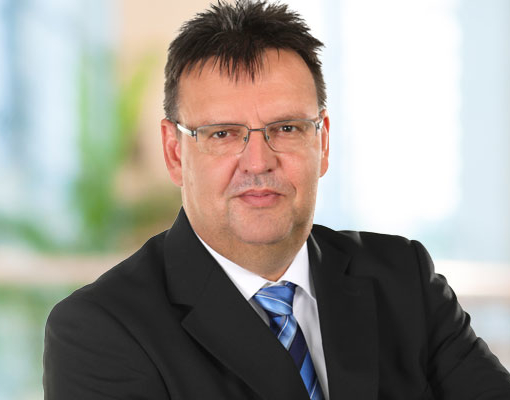Portrait of Hartmut Gäbel, Executive Director at valantic Enterprise Resource Planning Services