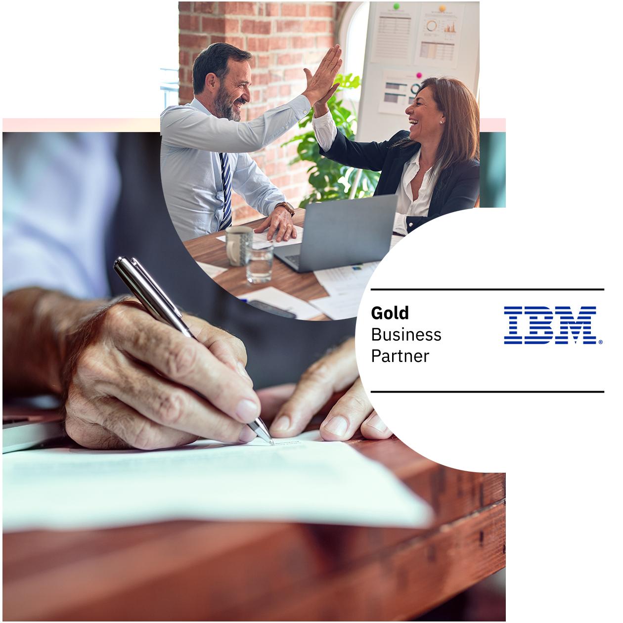 IBM Business Analytics: Gold Partner