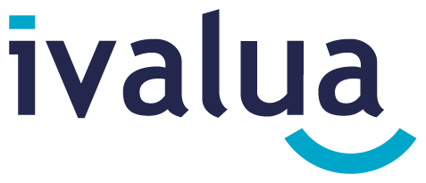 Logo ivalua, valantic Partner für digitales Lieferantenemanagement