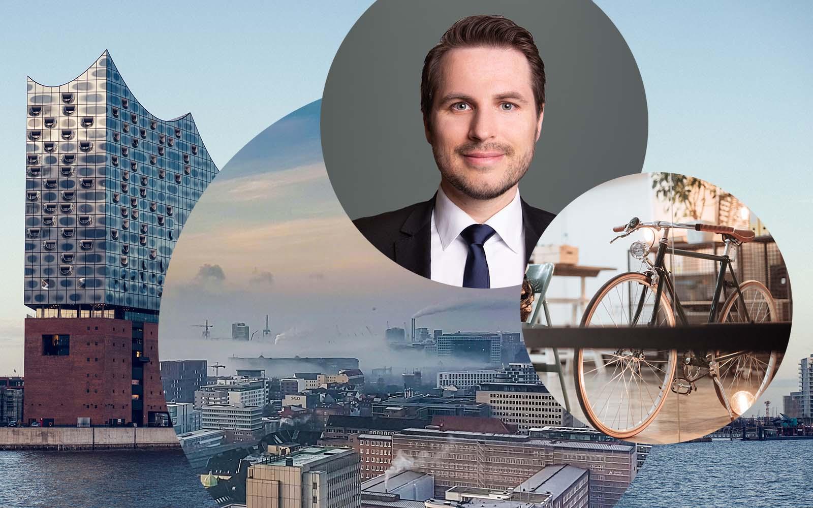 Bild von Jan Göttsche, Consultant im Bereich Planning und Forecasting bei verovis - a valantic company in Hamburg
