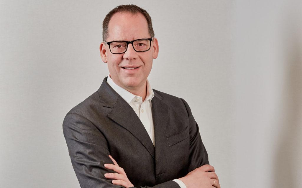 Porträt von Joachim Lauterbach, COO & Partner bei valantic