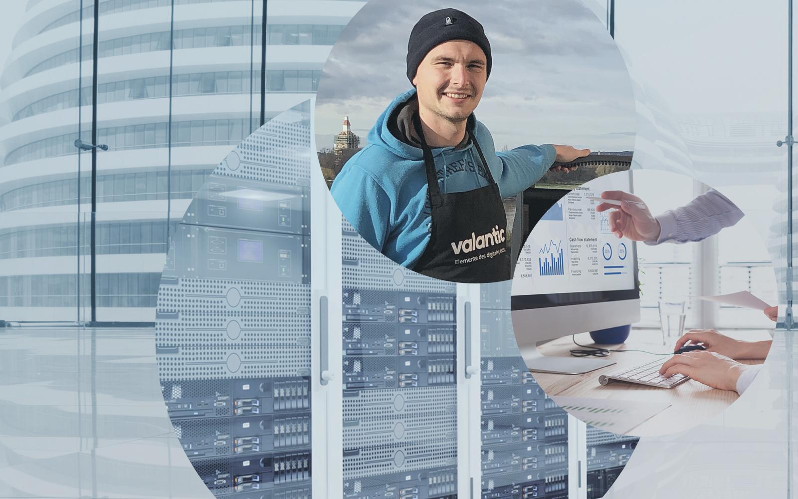 Bild von Julian Wildt, SAP Basis Consultant bei valantic CEC