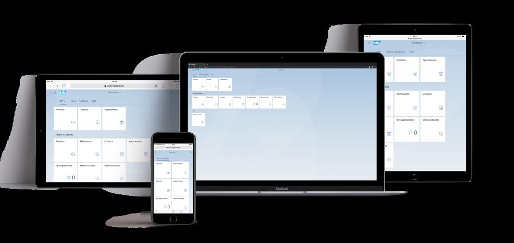 Klingspor und SAP Fiori mit Feinschliff zur mobilen Nutzung Plattformübergreifend