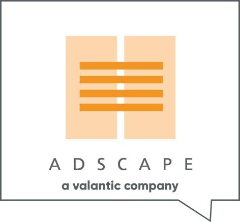 Logo ADSCAPE - a valantic company
