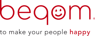 logo bequom - to make your people happy, valantic partner