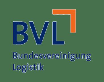 Logo BVL - Bundesvereinigung Logistik, valantic Partner