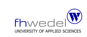 Logo FH Wedel - University of applied sciences, valantic Partner