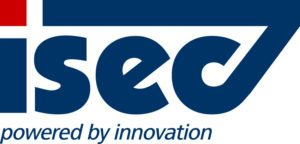logo isec - powered by innovation, valantic partner