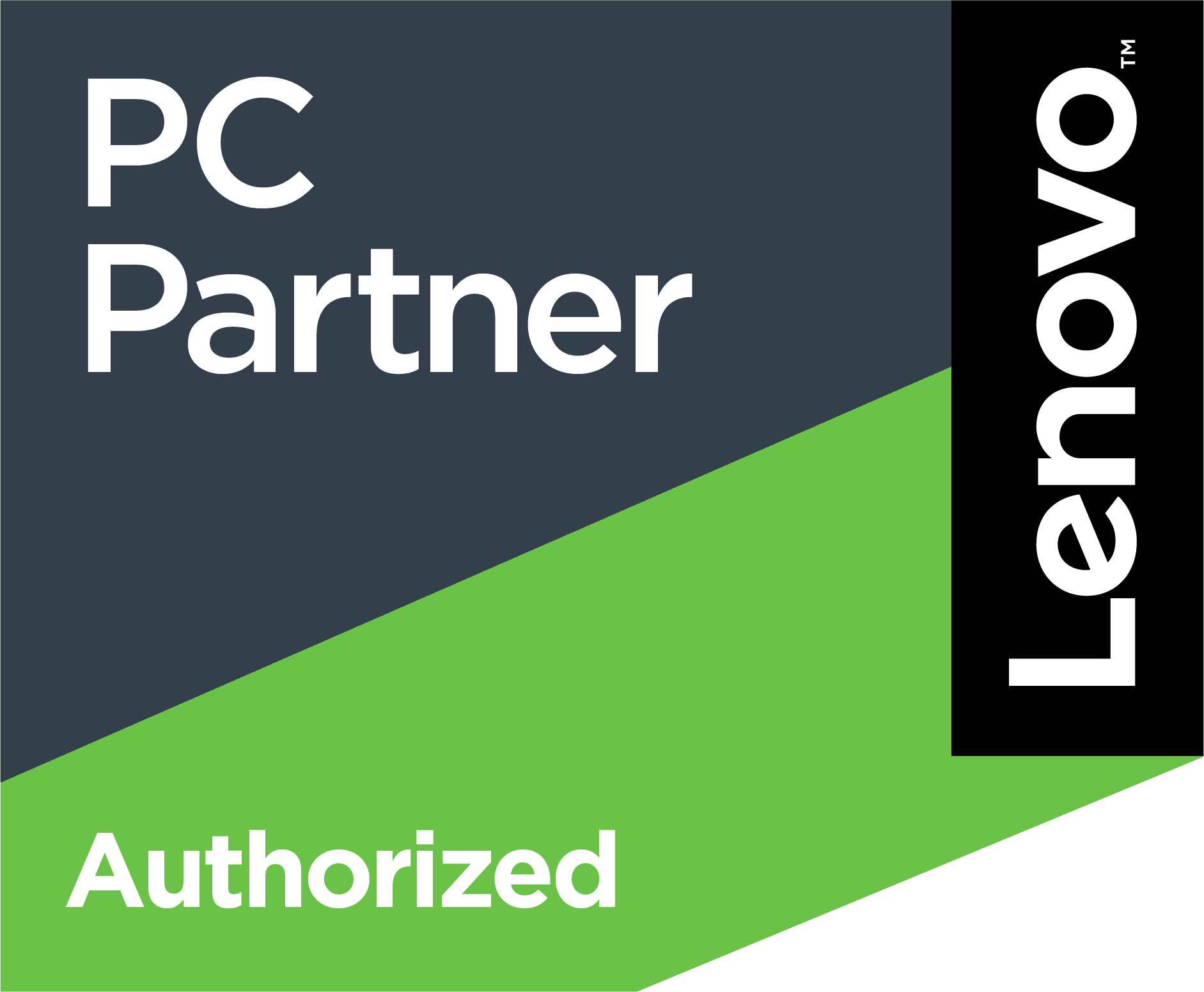 Logo Lenovo, valantic Partner