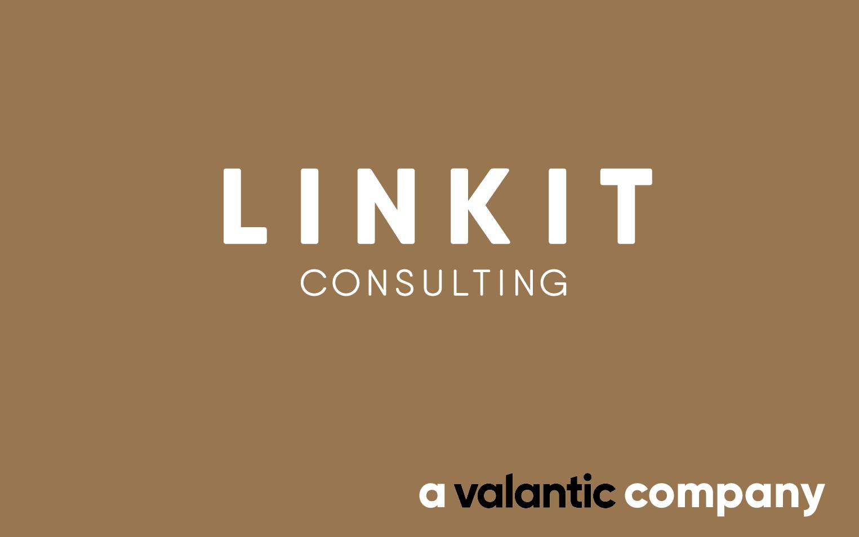 Logo LINKIT Consulting GmbH, a valantic company