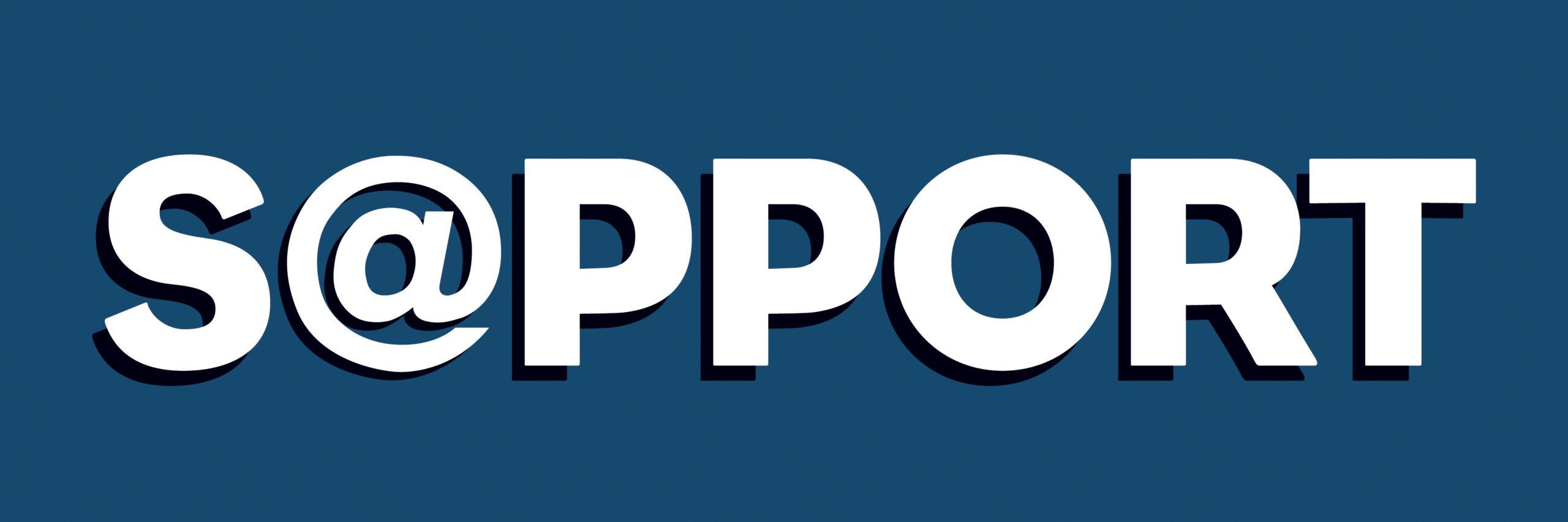Logo von S@PPORT
