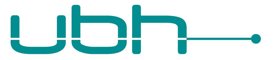 Logo von ubh