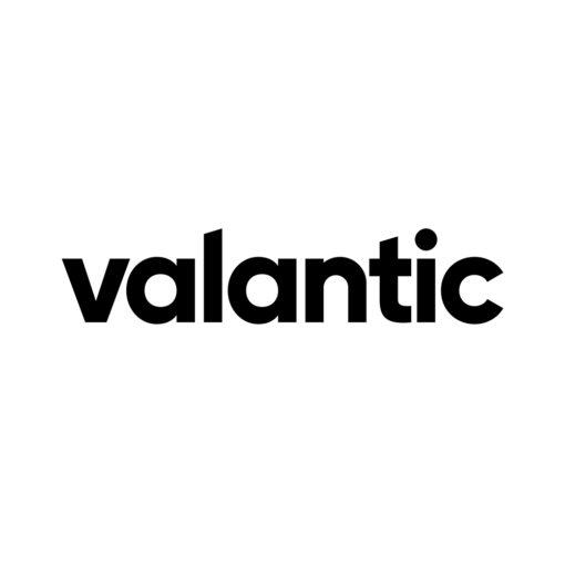 Logo of valantic