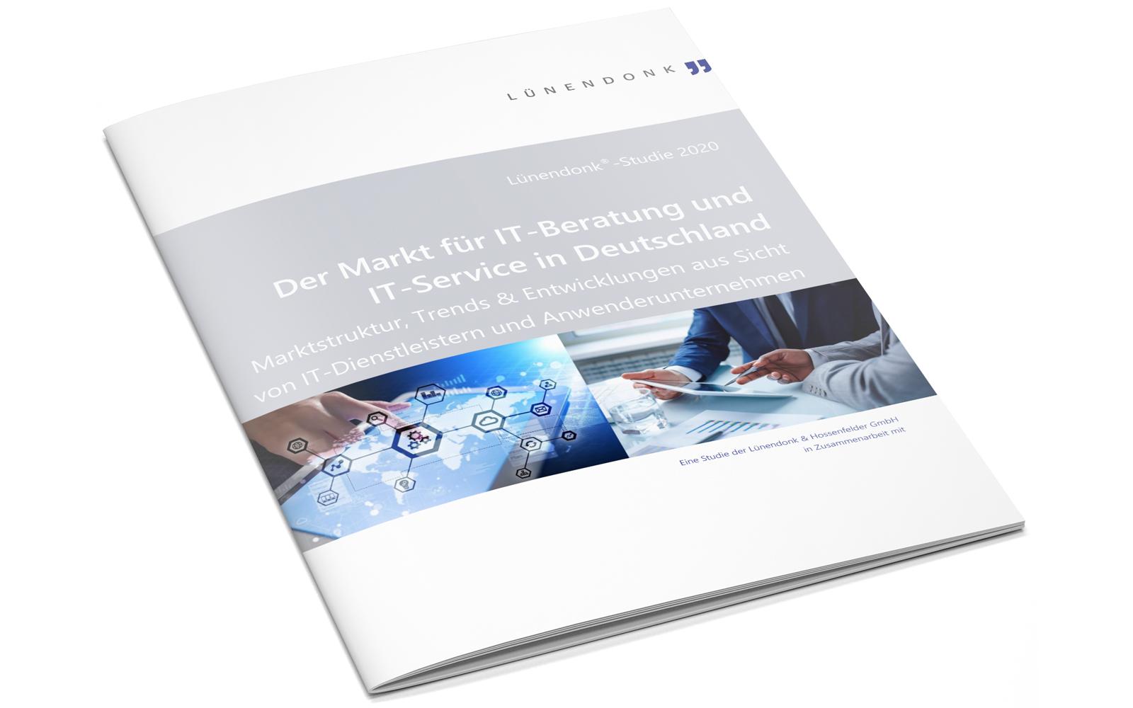 Lünendonk-Studie 2020: Der Markt für IT-Beratung und IT-Service in Deutschland