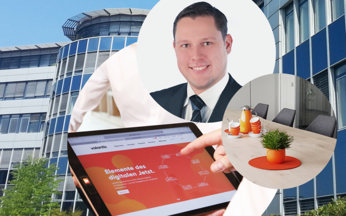 Image of Marcel Deichmann, Managing Consultant SAP S/4HANA Cloud at valantic ERP Consulting in Langenfeld