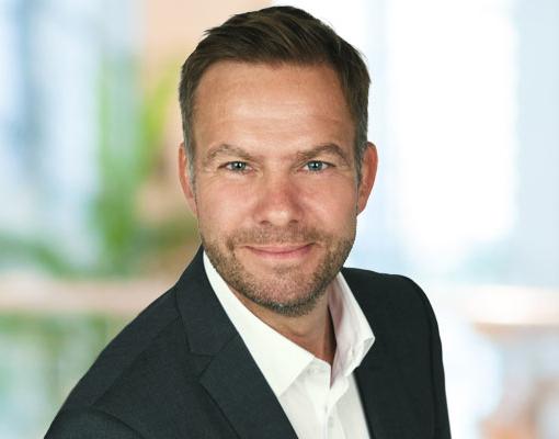 Portrait of Marcus Leeb, CSO at valantic