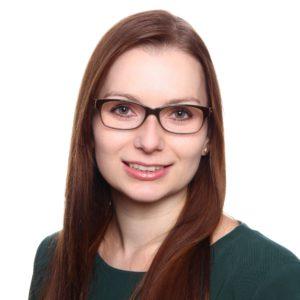 Porträt von Maren Weiler, Business Analystin bei Bizerba