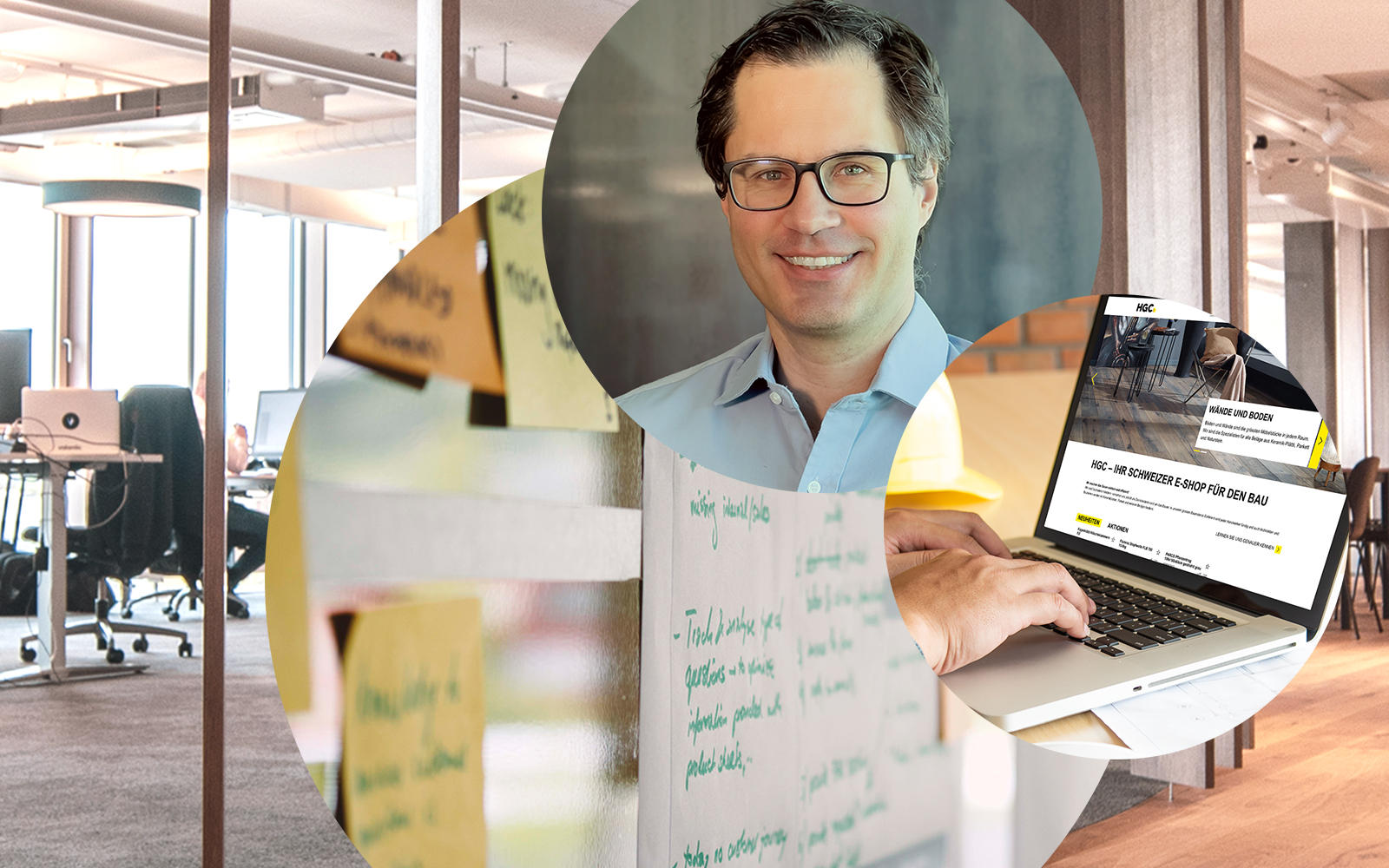 Bild von Markus Scheffknecht, valantic CEC Schweiz, zur SAP Commerce Cloud Migration