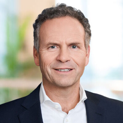 Portrait of Martin Hofer, Managing Director at valantic Supply Chain Excellence