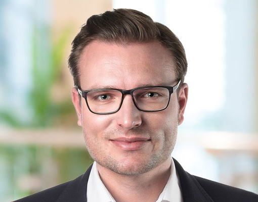 Portrait of Matthias Blauth, Executive Director at NEXUS United, a valantic company